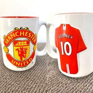 Other - 🔥Manchester United 3D Rooney 10 Coffee Mug Soccer